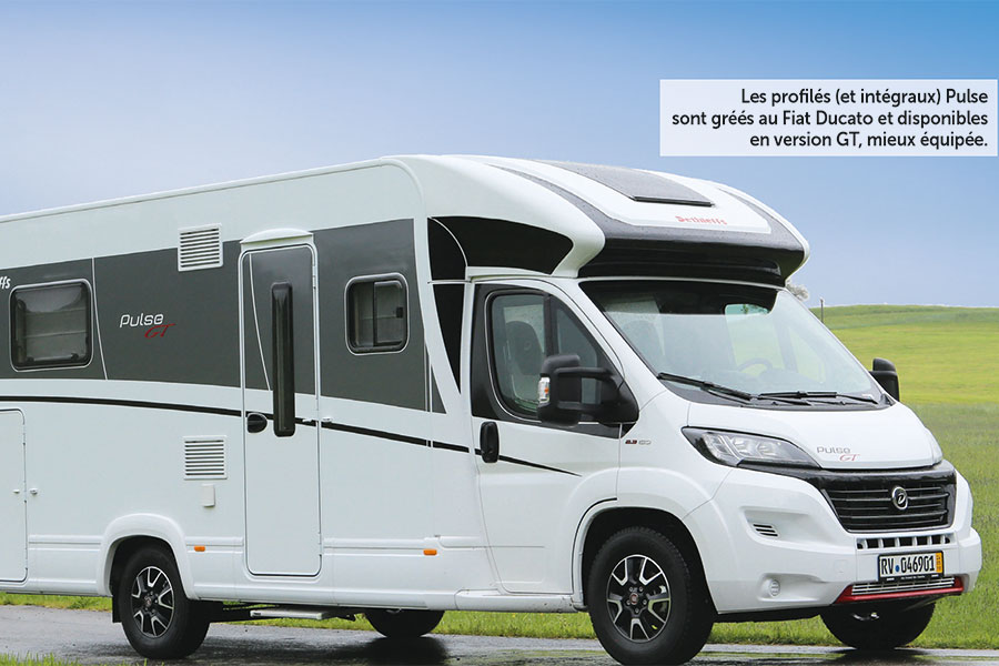 Pulse CAMPING CAR MAGAZINE